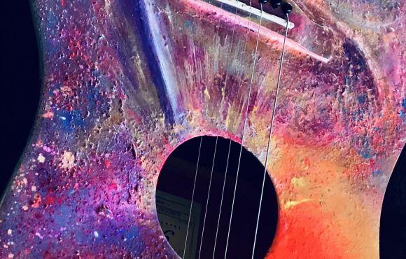 Elektro-akustična kitara Ibanez