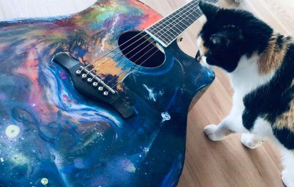 Elektro-akustična kitara